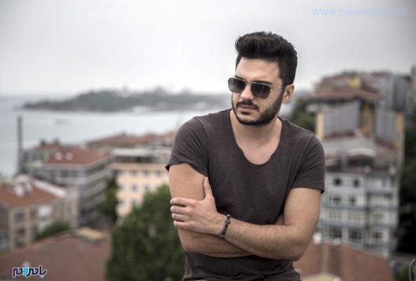 591x400 - خواننده معروف ترک در تیم پرطرفدار ایرانی!