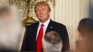 تکرار ادعاهای ترامپ درباره ایران در پیام نوروزی
