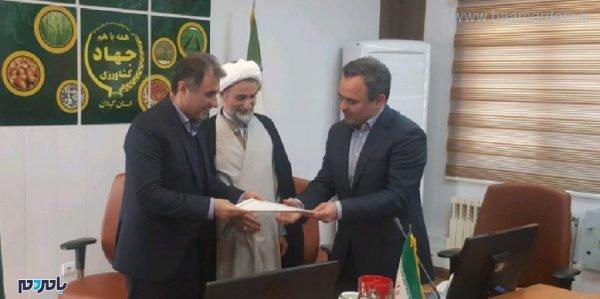 1 600x299 - سرپرست معاونت توسعه مدیریت و منابع سازمان جهاد کشاورزی استان گیلان منصوب شد