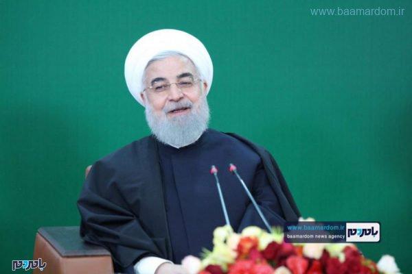 حسن روحانی 2 600x400 - سیگنال روحانی درباره احتمال برقراری اینترنت ملی !