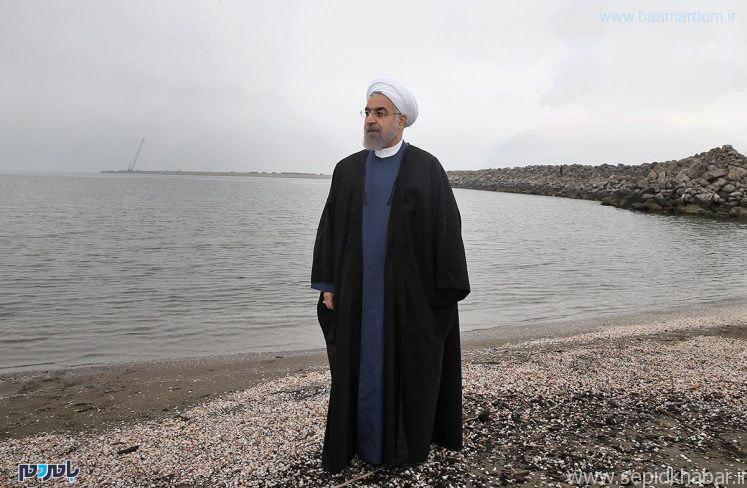 مخالفت مجمع نمایندگان گیلان با انتقال آب دریای کاسپین به فلات مرکزی ایران