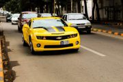 تسهیلات جدید مرخصی خودروهای پلاک منطقه آزاد انزلی با همکاری گمرک و سازمانهای همجوار