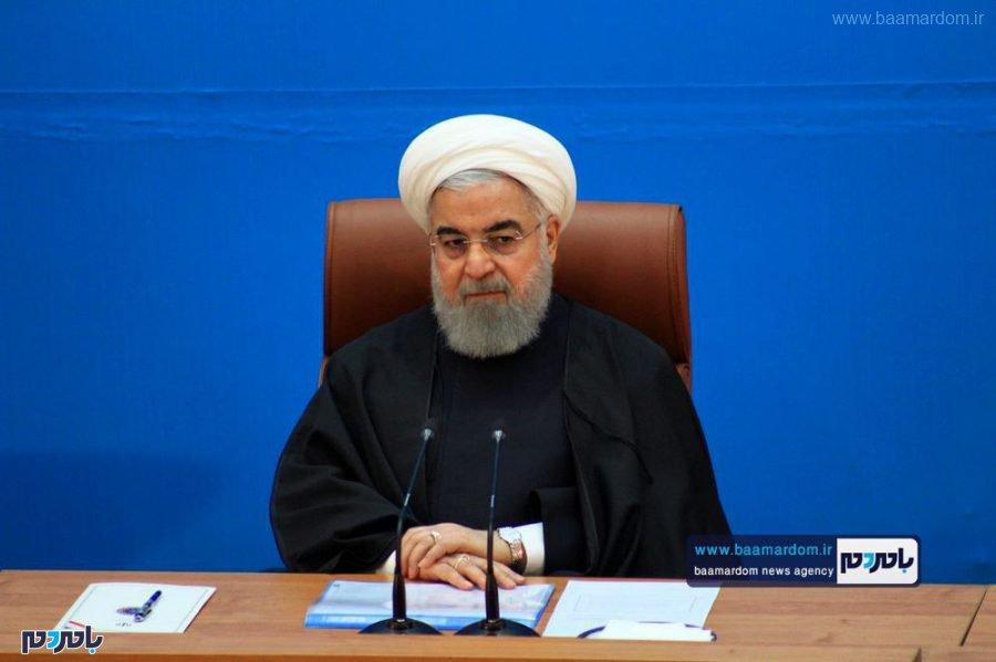 پیام رئیس جمهور ایران خطاب به مردم آمریکا