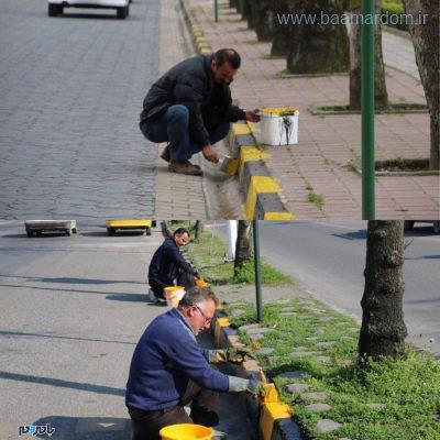 شهرداری لاهیجان، آماده استقبال از نوروز 98 3 400x400 - شهرداری لاهیجان، آماده استقبال از نوروز 98 است
