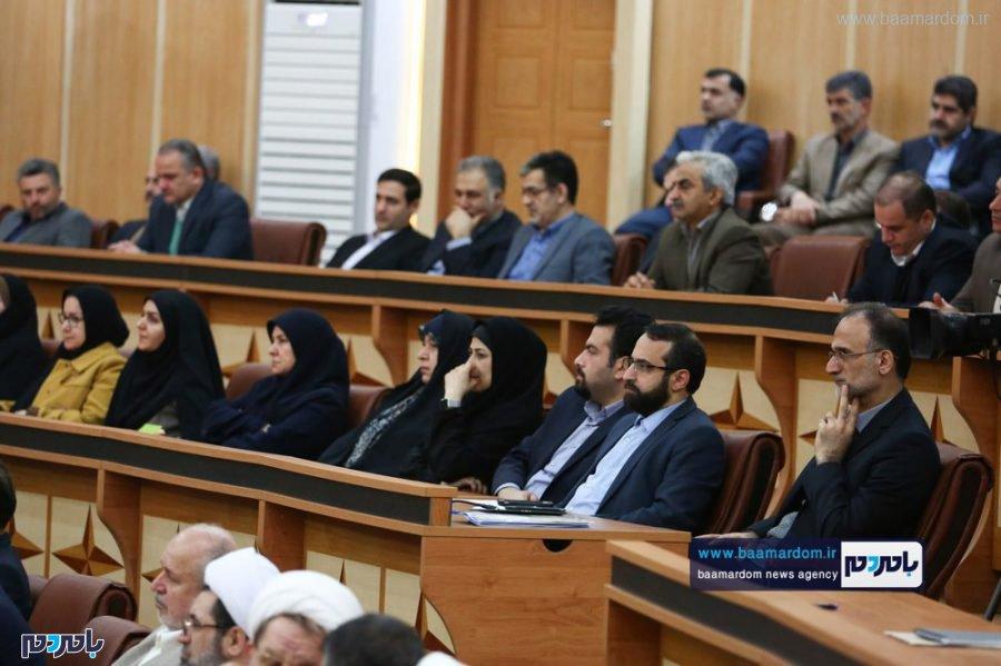 اداری استان گیلان با حضور رئیس جمهور 4 - گزارش تصویری جلسه شورای اداری گیلان با حضور ریاست جمهوری