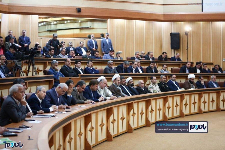 اداری استان گیلان با حضور رئیس جمهور 5 - گزارش تصویری جلسه شورای اداری گیلان با حضور ریاست جمهوری