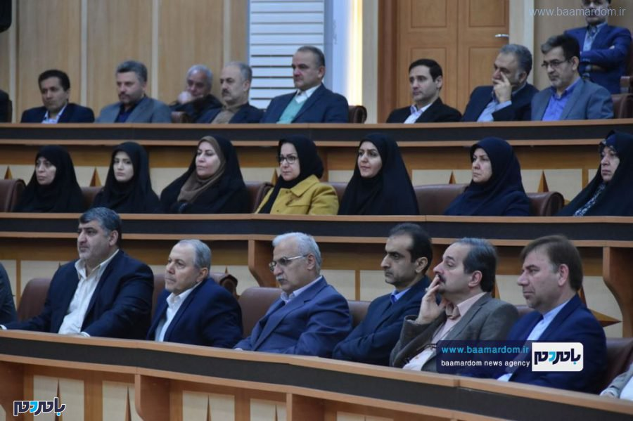 اداری استان گیلان با حضور رئیس جمهور 9 - گزارش تصویری جلسه شورای اداری گیلان با حضور ریاست جمهوری