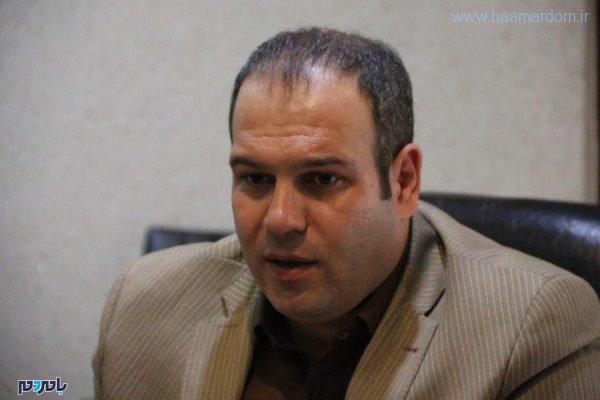 مسعود کاظمی شهردار لاهیجان 600x400 - شهرداری لاهیجان، آماده استقبال از نوروز 98 است