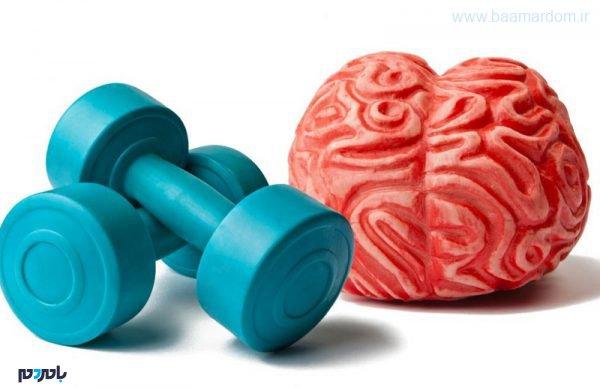 مغز 600x388 - 5 راه برای ورزش دادن مغزتان