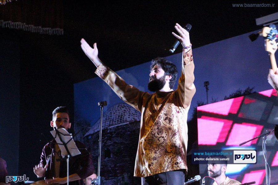 گروه « تلار» در رشت 1 - گزارش تصویری کنسرت گروه « تلار» در رشت