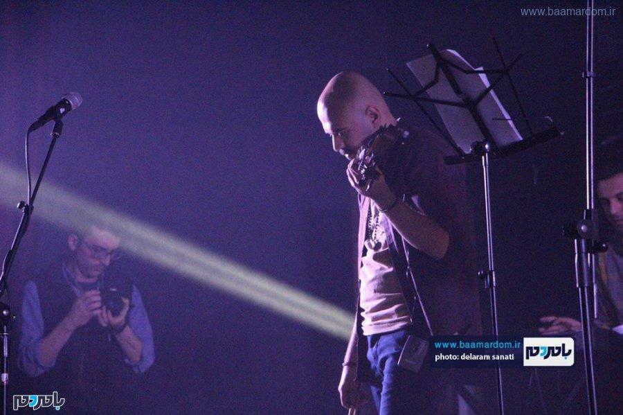 گروه « تلار» در رشت 10 - گزارش تصویری کنسرت گروه « تلار» در رشت
