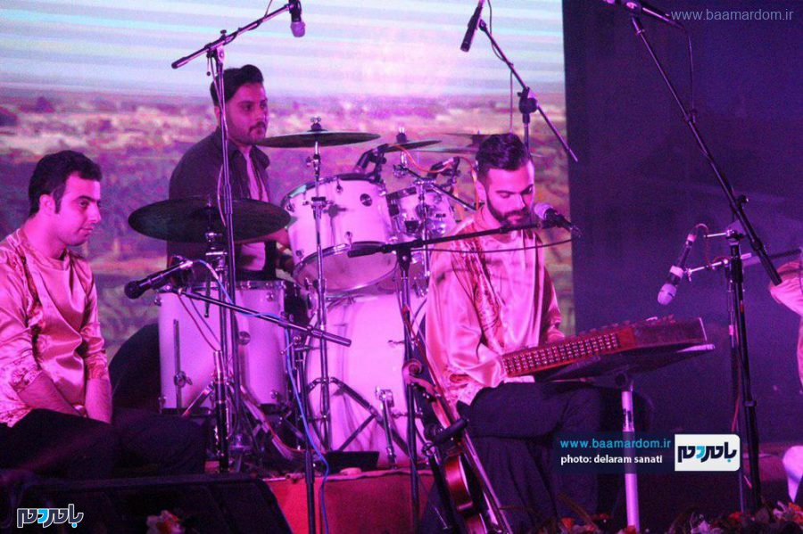 گروه « تلار» در رشت 12 - گزارش تصویری کنسرت گروه « تلار» در رشت