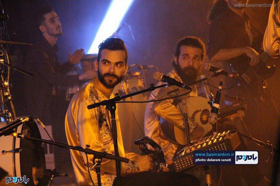 گروه « تلار» در رشت 13 - گزارش تصویری کنسرت گروه « تلار» در رشت
