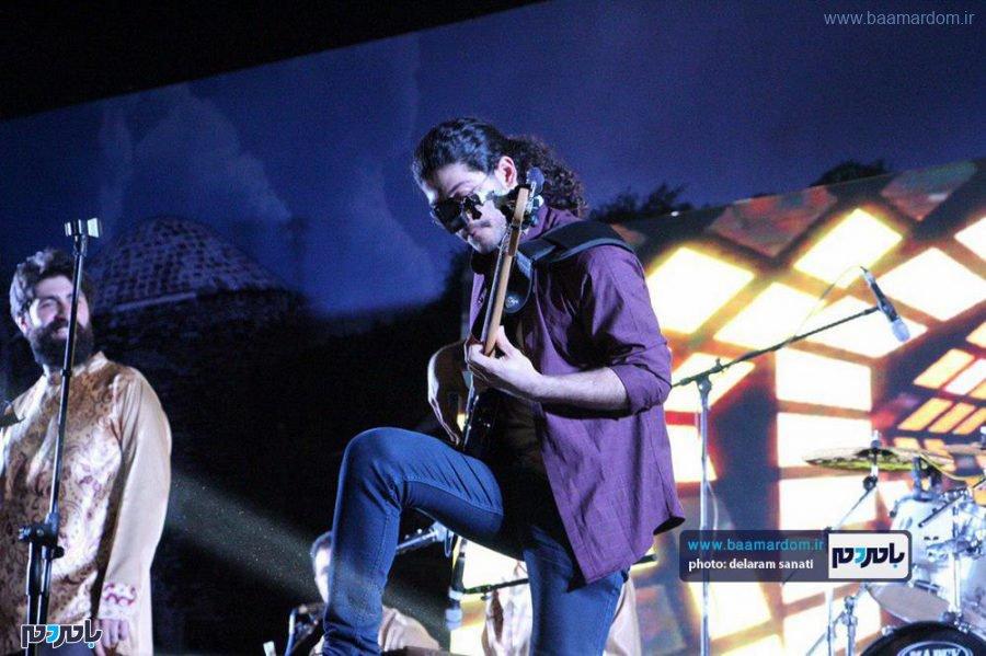 گروه « تلار» در رشت 2 - گزارش تصویری کنسرت گروه « تلار» در رشت