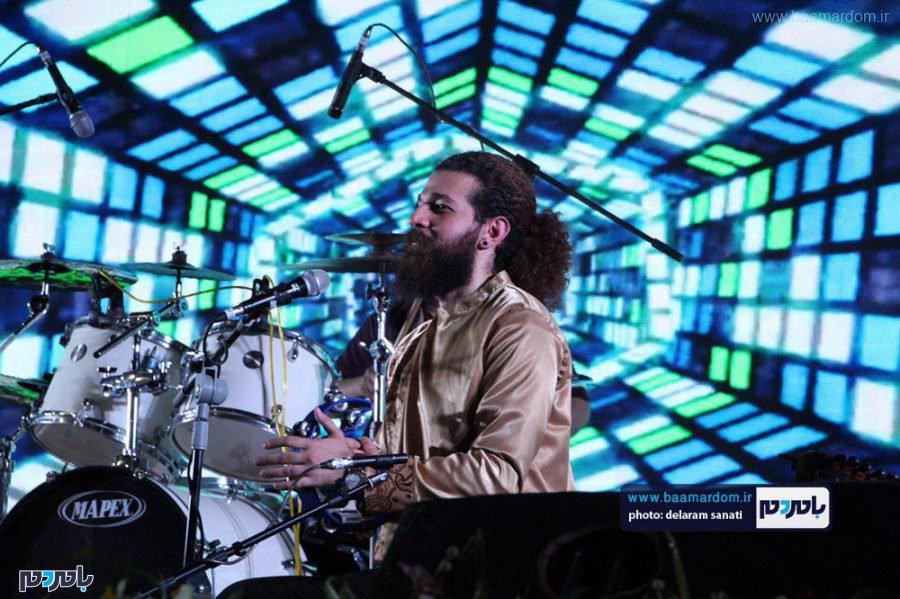 گروه « تلار» در رشت 3 - گزارش تصویری کنسرت گروه « تلار» در رشت