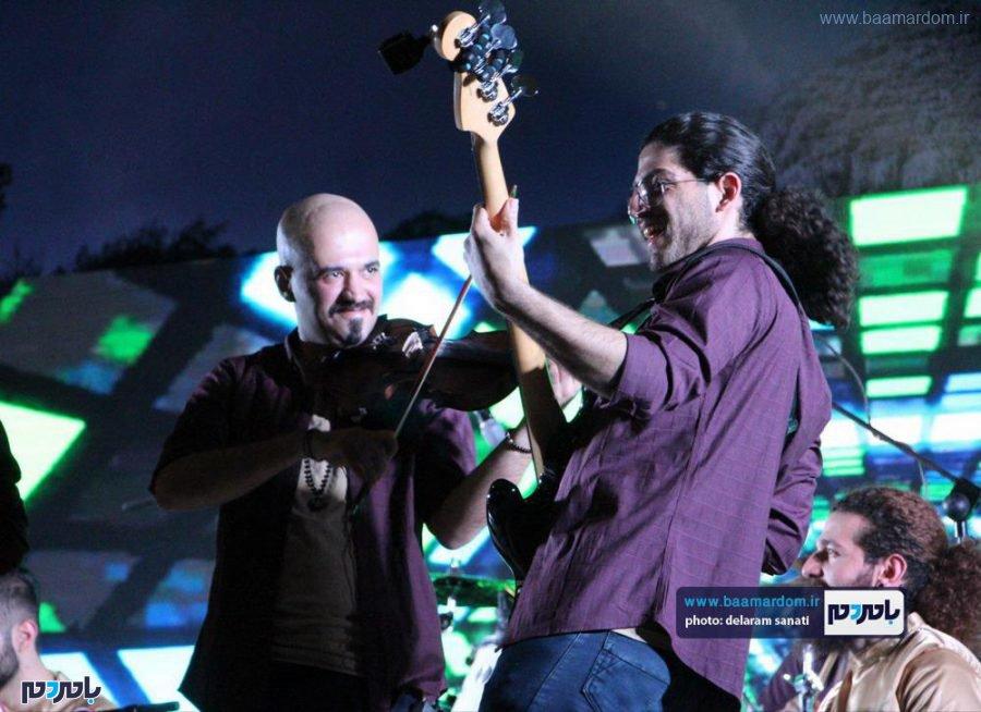 گروه « تلار» در رشت 4 - گزارش تصویری کنسرت گروه « تلار» در رشت