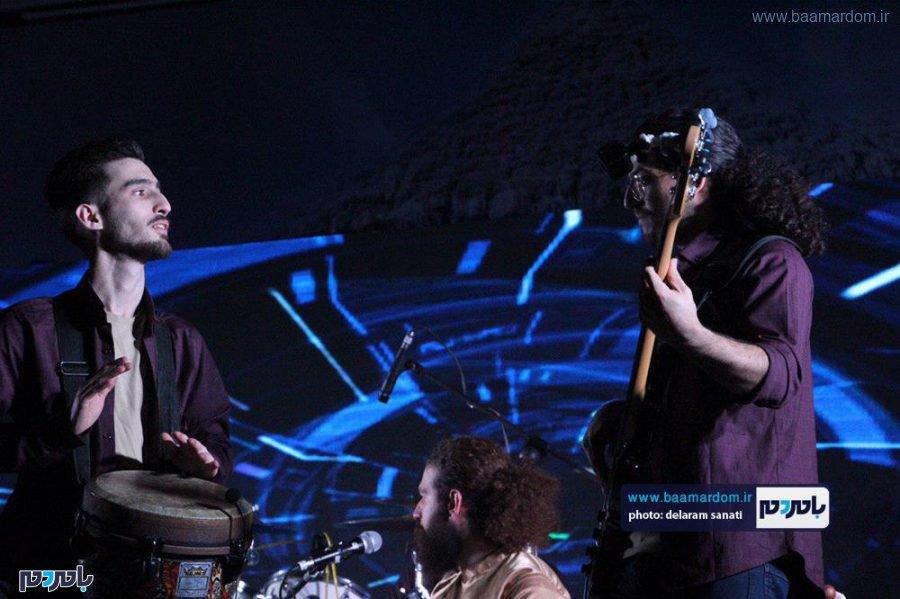 گروه « تلار» در رشت 5 - گزارش تصویری کنسرت گروه « تلار» در رشت