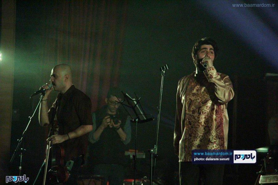 گروه « تلار» در رشت 6 - گزارش تصویری کنسرت گروه « تلار» در رشت