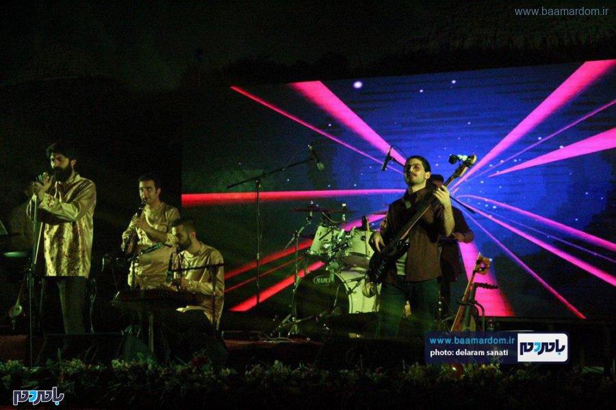 گروه « تلار» در رشت 7 - گزارش تصویری کنسرت گروه « تلار» در رشت