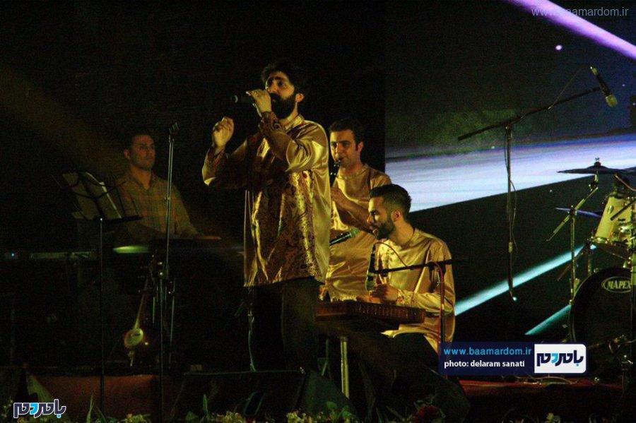گروه « تلار» در رشت 8 - گزارش تصویری کنسرت گروه « تلار» در رشت