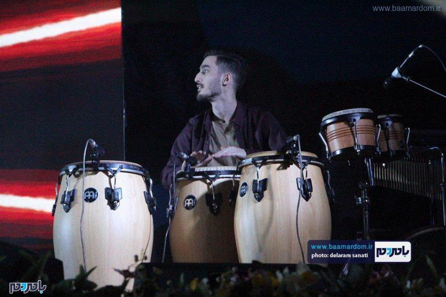 گروه « تلار» در رشت 9 - گزارش تصویری کنسرت گروه « تلار» در رشت