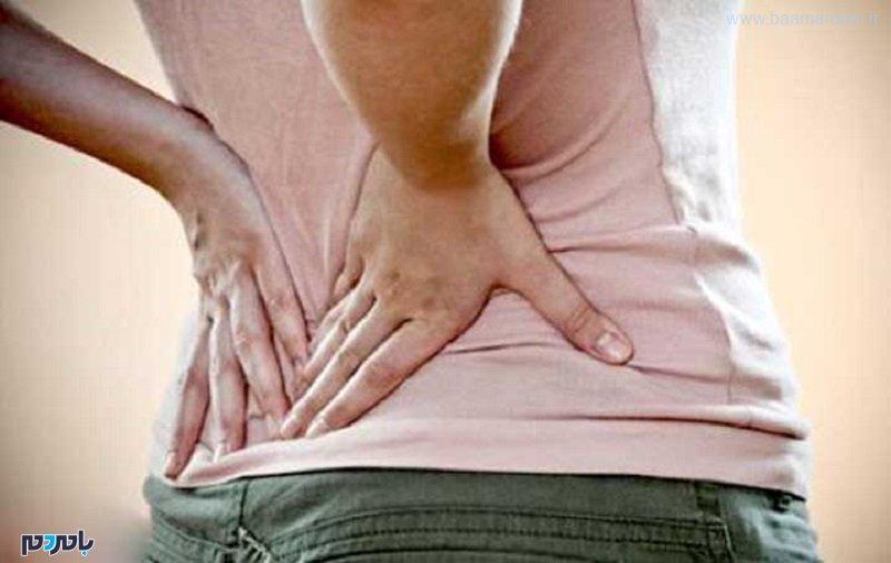 علت کمر درد در صبح ها