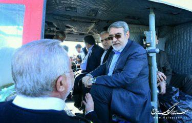 استاندار گلستان همزمان با وقوع سیل به مرخصی رفت!/ همه برای مسافرت خارج از کشور «مناف هاشمی» لغو مرخصی شدند