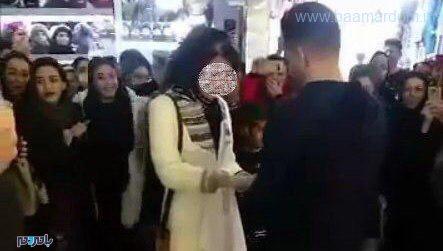photo ۲۰۱۹ ۰۳ ۰۹ ۱۳ ۴۸ ۴۷ - ماجرای خواستگاری هالیوودی در پاساژ گلستان اراک و دستگیری زوج جوان