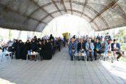 مراسم روز درختکاری در پارک شهر رشت برگزار شد / تصاویر