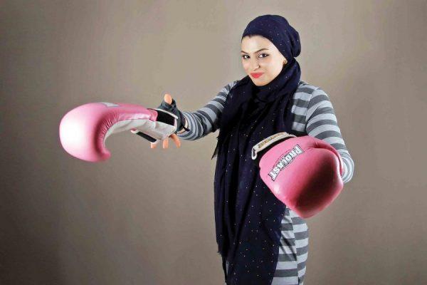 خادم 600x400 - آخرین جزییات از ماجرای دستگیری اولین بوکسور زن ایرانی