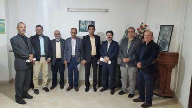 نخستین جلسه شرکت تعاونی توسعه و عمران شهرستان لاهیجان درسال ۱۳۹۸ برگزار شد