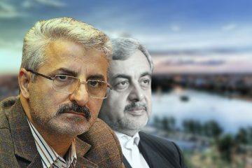وقتی فرماندار، نماینده آقای نماینده میشود / رسانه مخالف دولت لاهیجان، حامی این روزهای آقای فرماندار!