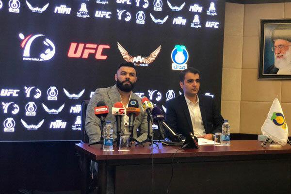 علی اکبری - امیر علیاکبری: به زودی پُردرآمدترین ورزشکار در جهان میشوم