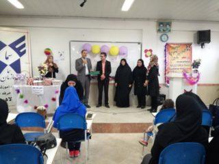 برپایی جشن هفته معلم همراه با ضیافت افطاری در مدرسه دوره اول دخترانه سما لاهیجان + تصاویر
