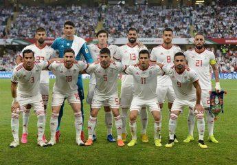 رنکینگ جدید فیفا/ایران در رتبه ۲۳ جهان و اول آسیا