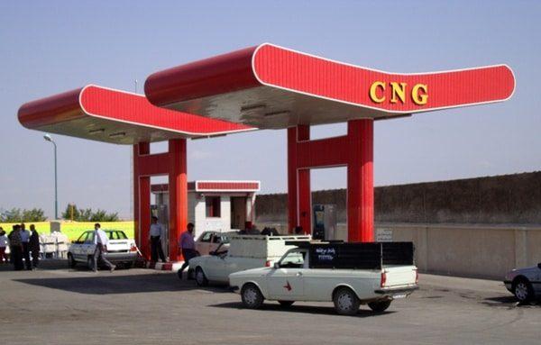 سی ان جی CNG 600x383 - گاز CNG از فردا گران می شود