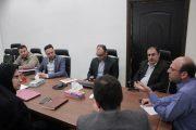 جلسه بررسی ساخت و سازهای غیرمجاز در شهرداری رشت برگزار شد