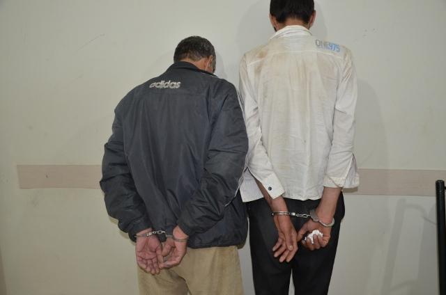 دستگیری سارق احشام با ۱۳ فقره سرقت در تالش