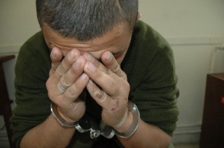 دستگیری سارق قطعات داخل خودرو با ۶ فقره سرقت در آستانهاشرفیه