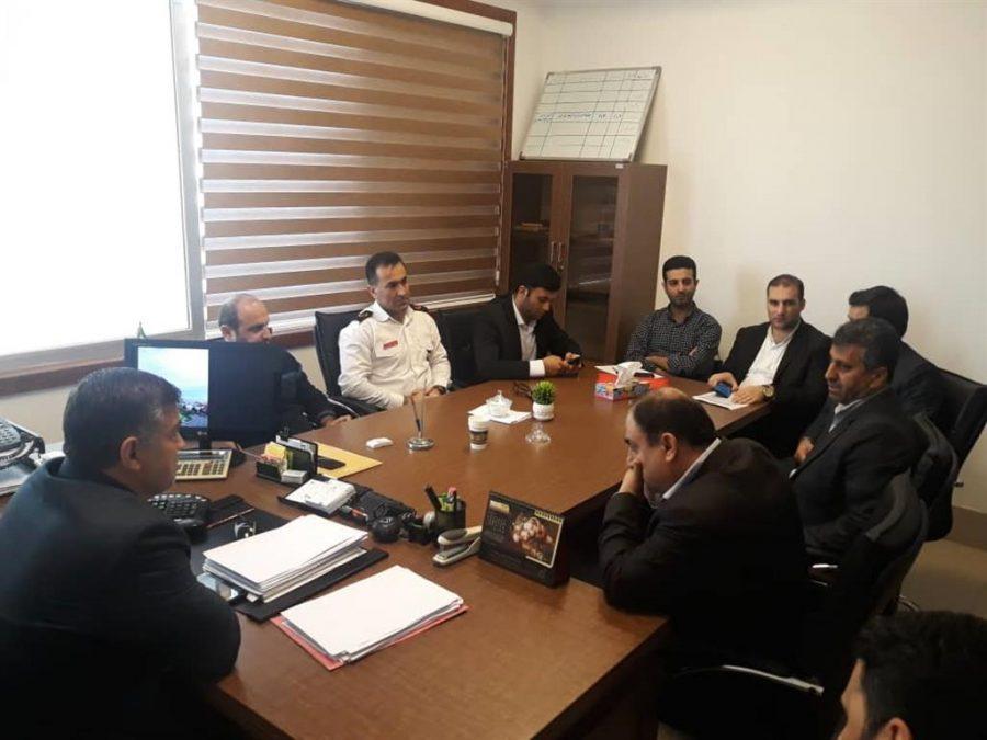 دومین جلسه شورای اسلامی کار شهرداری رشت در سال ۹۸ تشکیل شد