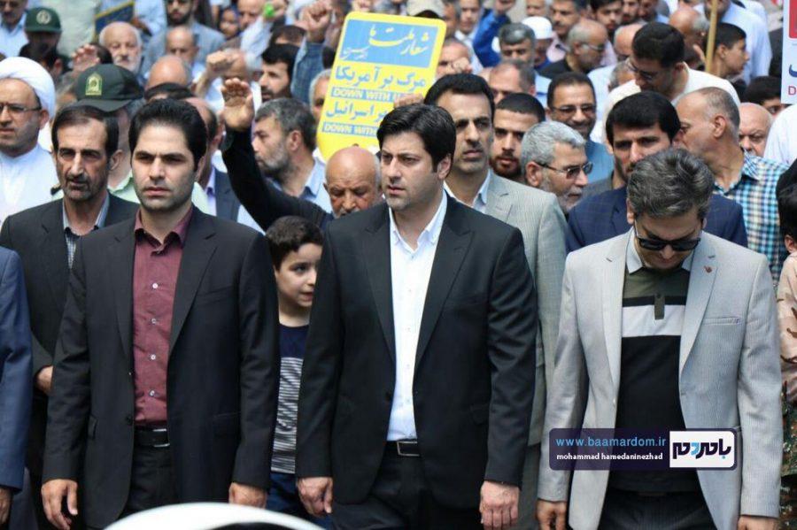 راهپیمایی روز قدس در رحیم آباد رودسر 14 - گزارش تصویری راهپیمایی روز قدس در رودسر