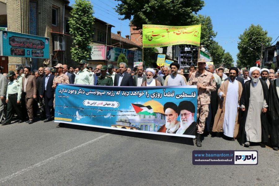 راهپیمایی روز قدس در رحیم آباد رودسر 6 1 - گزارش تصویری راهپیمایی روز قدس در رودسر