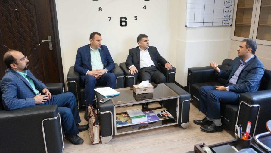 ضرورت مشارکت بانکها در حمایت از حوزه ICT و رونق تولید در گیلان