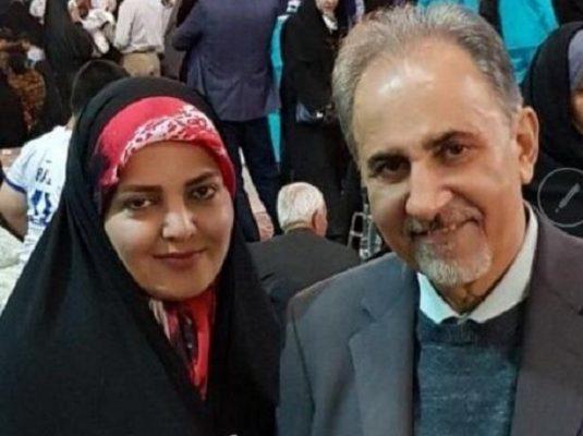 همسر دوم نجفی شهردار سابق تهران 535x400 - علت قتل مصاحبهای بود که میترا میخواست انجام دهد