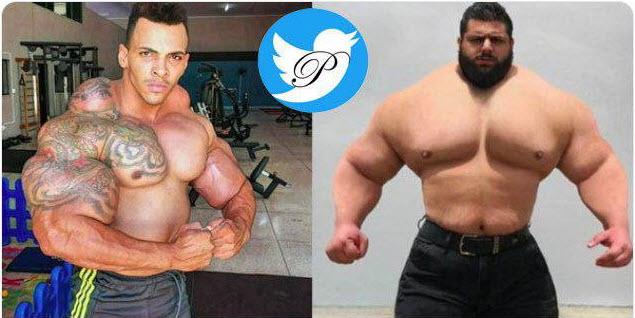 مبارز برزیلی هالک ایرانی را تهدید به بریدن سرش کرد + عکس