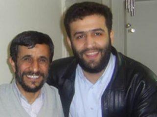 مداح توهین کننده، داماد خانواده احمدینژاد از آب درآمد!