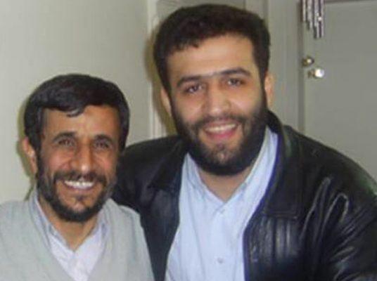 توهین کننده 536x400 - مداح توهین کننده، داماد خانواده احمدینژاد از آب درآمد!