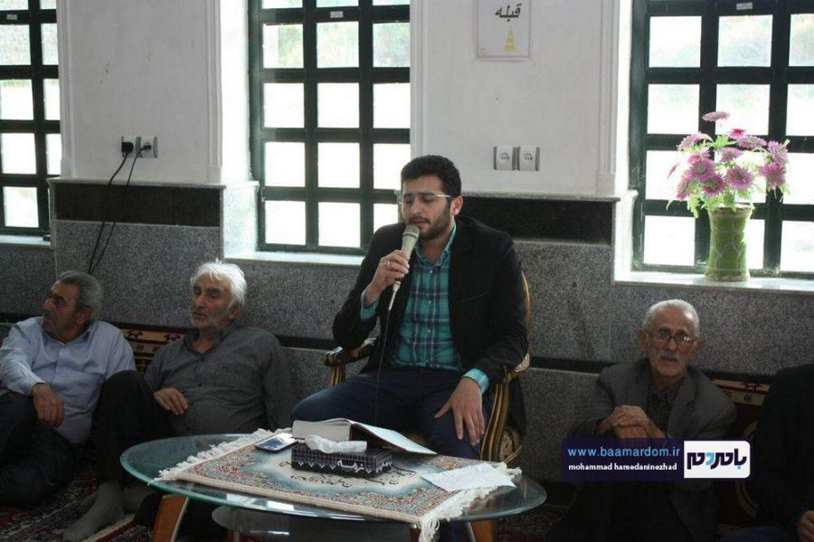 مراسم دومین سالگرد شادروان روح الله قهرمانی 2 - گزارش تصویری مراسم دومین سالگرد شادروان روح الله قهرمانی