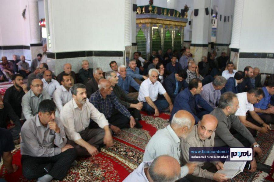 مراسم دومین سالگرد شادروان روح الله قهرمانی 3 - گزارش تصویری مراسم دومین سالگرد شادروان روح الله قهرمانی