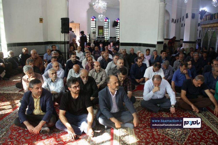 مراسم دومین سالگرد شادروان روح الله قهرمانی 7 - گزارش تصویری مراسم دومین سالگرد شادروان روح الله قهرمانی